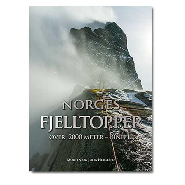 Norges fjelltopper over 2000 meter - Bind 2