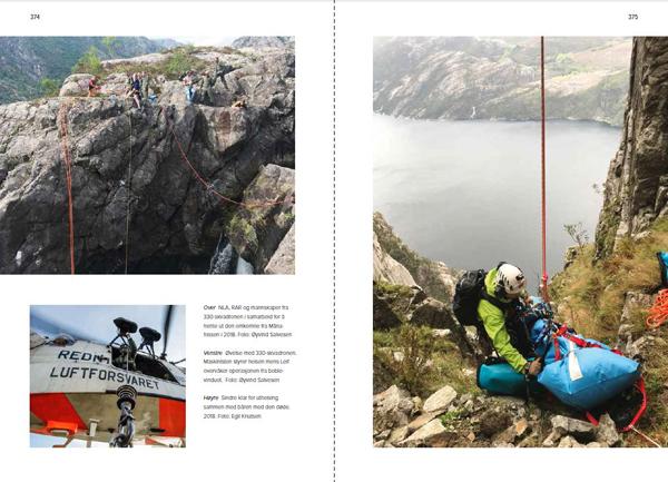På død og liv - Norsk fjellredning fra innsiden - Oppslag 5