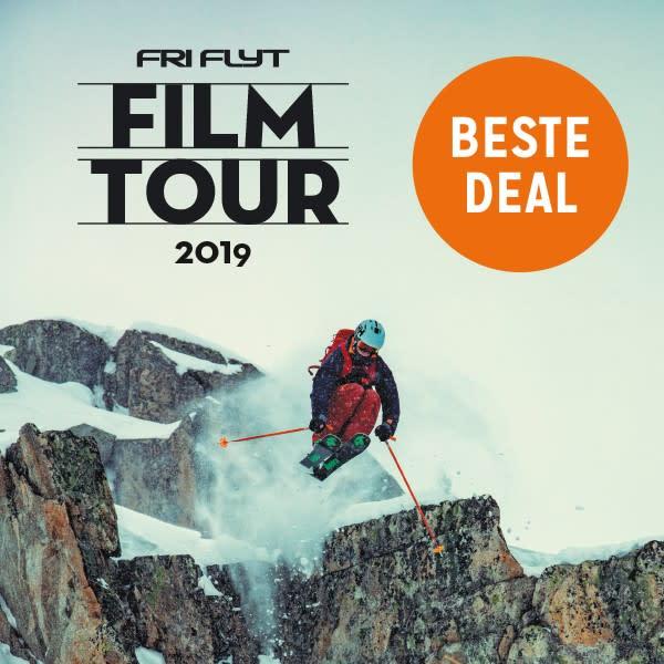 Fri Flyt Film Tour Lillehammer
