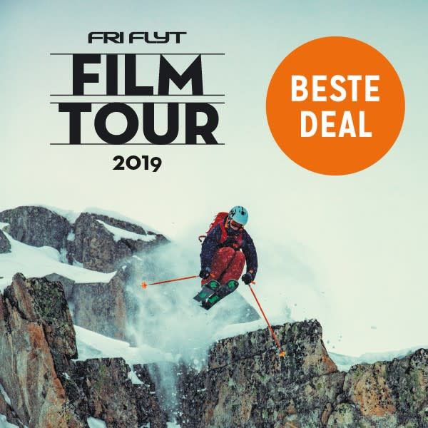 Fri Flyt Film Tour Sauda