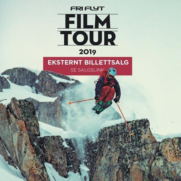 Fri Flyt Film Tour Narvik