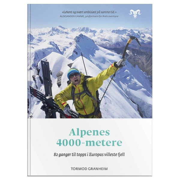 Alpenes 4000 metere