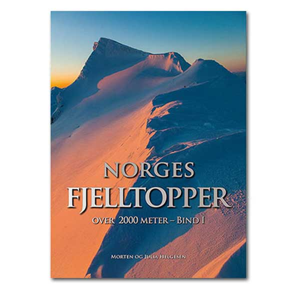 Norges Fjelltopper over 2000 meter - Bind 1