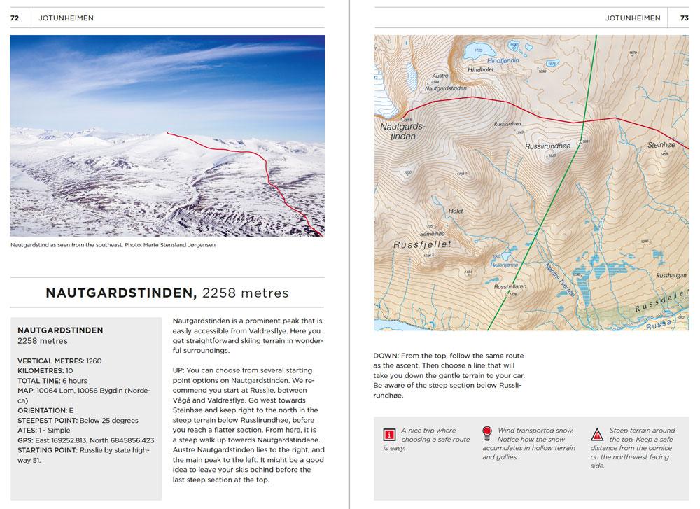 Safer Ski Touring In Norway - Oppslag 3