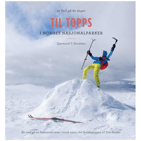 Til topps i Norges nasjonalparker  - 37 fjell på 80 dager