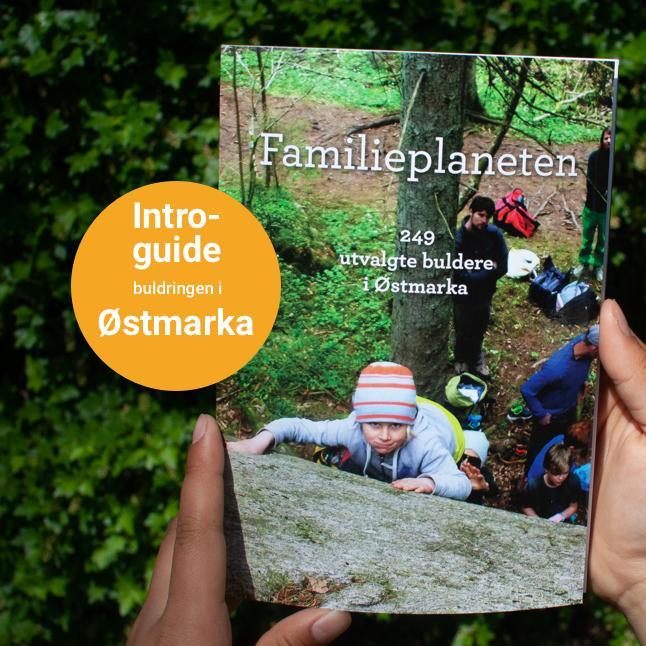 Familieplaneten 249 buldere i Østmarka