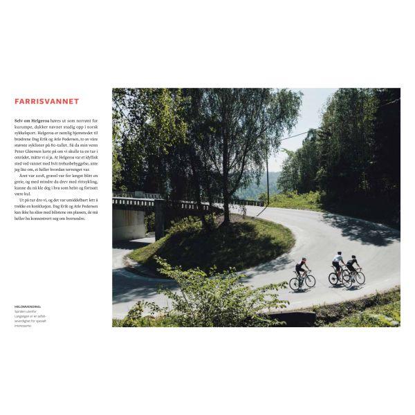 Farrisvannet - en av Norges vakreste sykkelturer