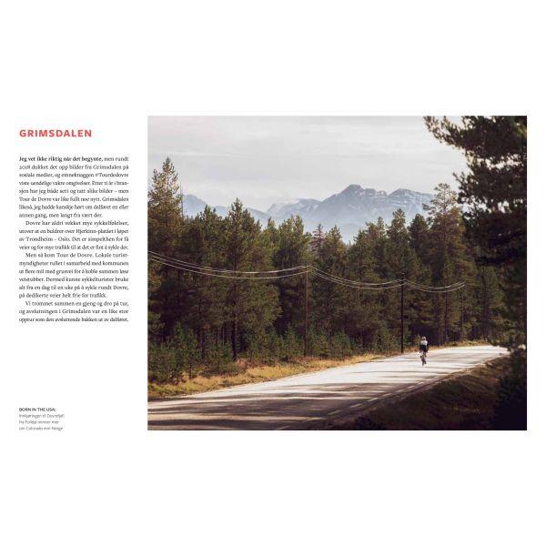 Grimsdalen - en av turene i bokene du finner Norges vakreste sykkelturer