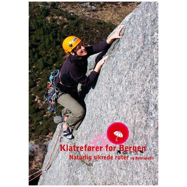 Klatrefører for Bergen og Boltstadøyri - Naturlig sikrede ruter