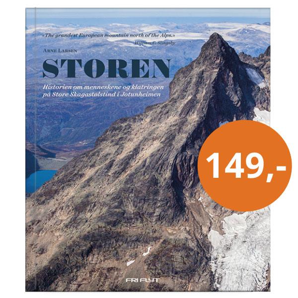 Storen - boken om Store Skagastølstind