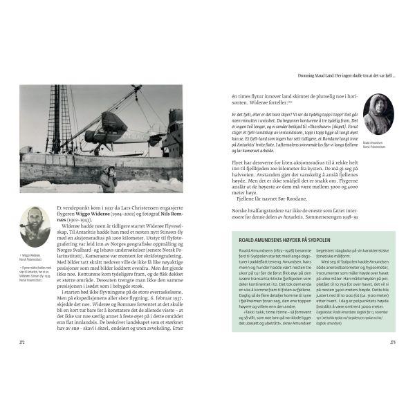 Høyde over havet - Roald Amundsen