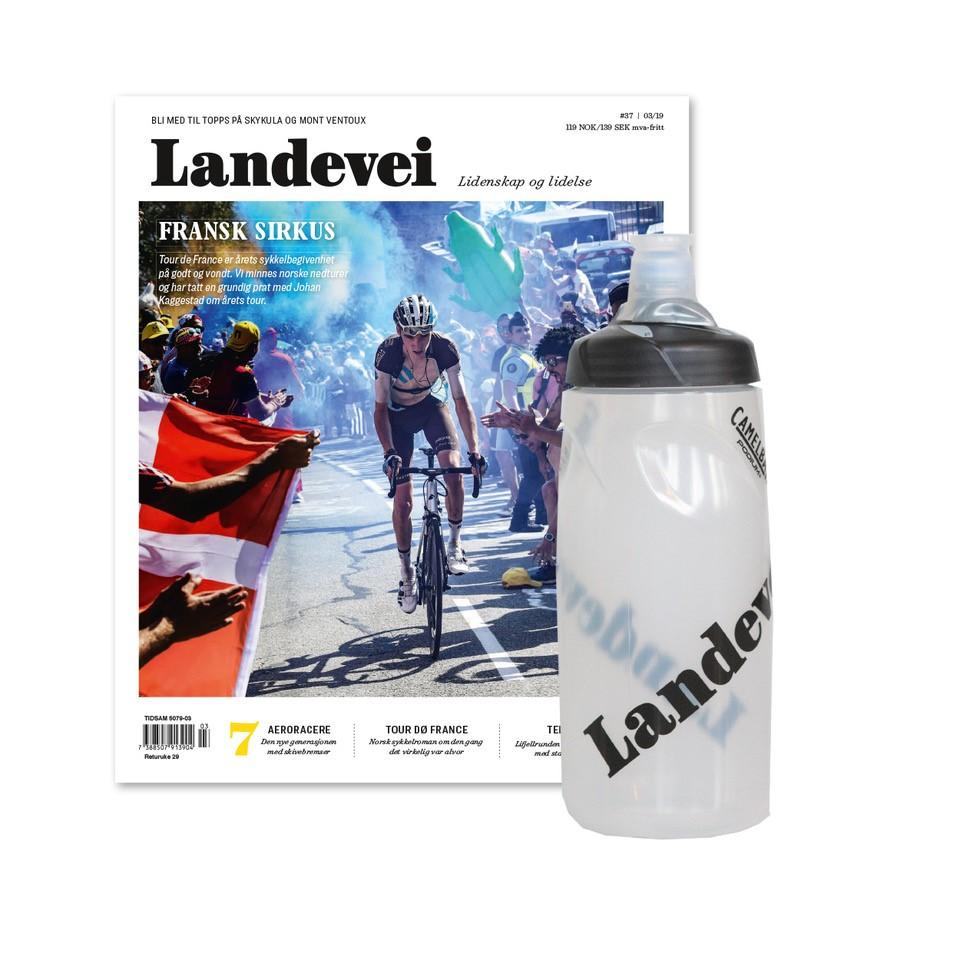 Landevei Camelbak sykkelflaske