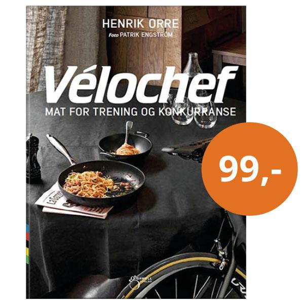 Velochef - Mat for trening og konkurranse