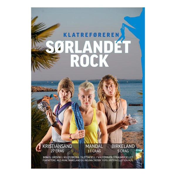Klatreføreren Sørlandet Rock - Komplett klatrefører for Sørlandet