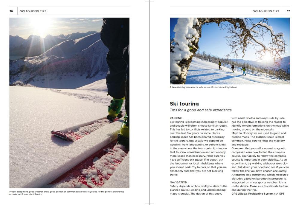 Safer Ski Touring In Norway - Oppslag 6