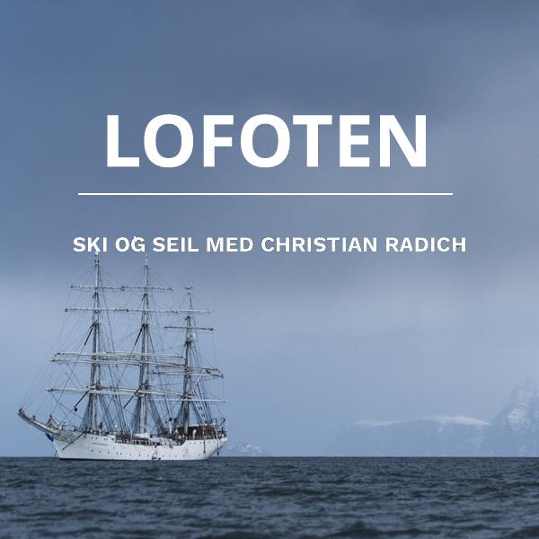 Ny tur i 2020: Ski & seil i Lofoten!