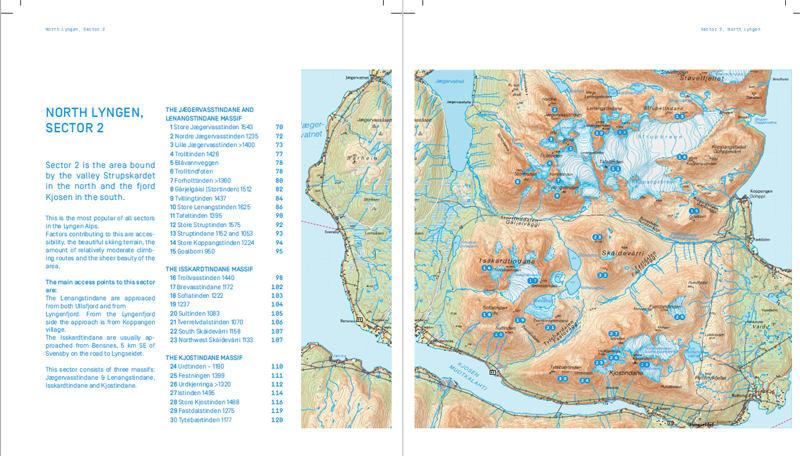 The Lyngen Alps utdrag