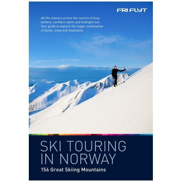 Ski Touring in Norway - 156 great skiing mountains
