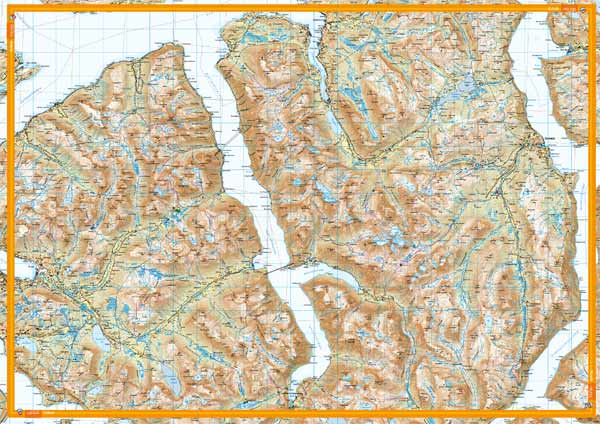 Example image of map