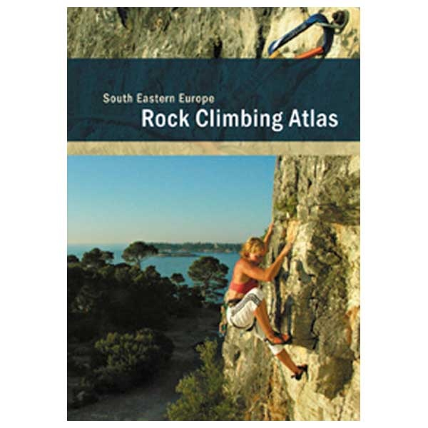 Rock Climbing Atlas - South Eastern Europe