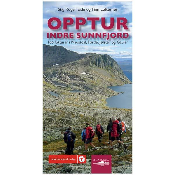 Opptur indre Sunnfjord - 166 fotturar i Naustdal, Førde, Jølster og Gaular