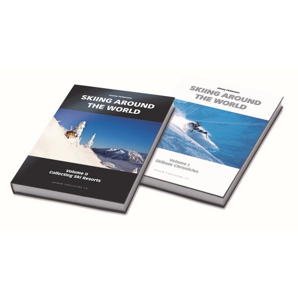 Det er gitt ut to utgaver av Skiing around the world.