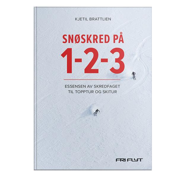 Snøskred på 1-2-3 av Kjetil Brattlien