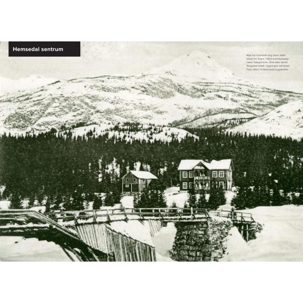 Topptur Hemsedal - skihistorien dekkes godt