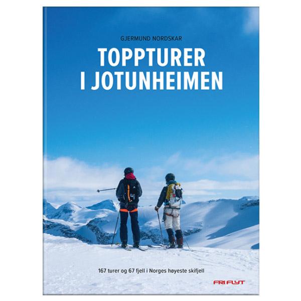 Toppturer i Jotunheiem. 67 turer og 67 fjell i Jotunheimen.