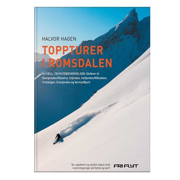 Toppturer i Romsdalen - Verma/ Bjorli, Skorgedalen, Isfjorden, Innfjorden/Måndalen og Trollstigen