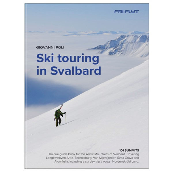 Toppturer på Svalbard