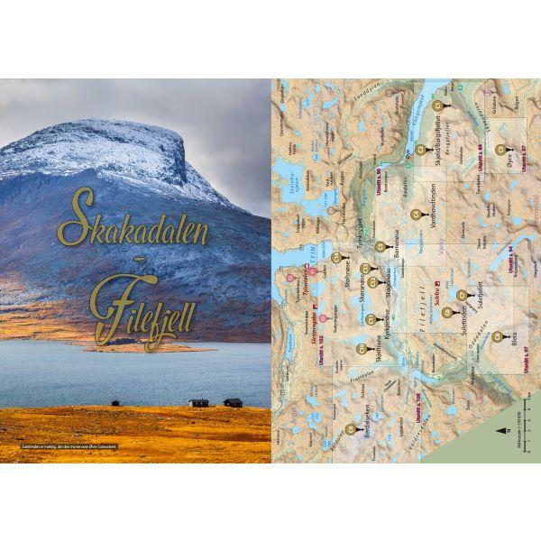 Valdres vest fotturer Filefjell