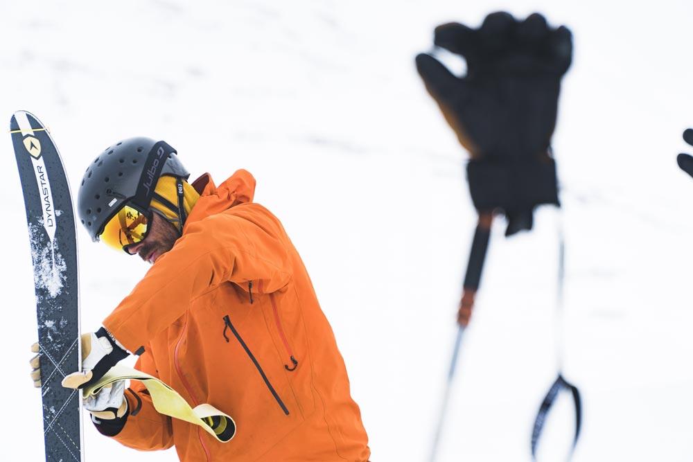 Dyktige guider og fantastiske snøforhold