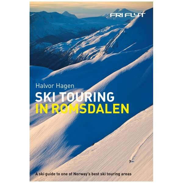 Ski Touring in Romsdalen - 50 summits in Norway
