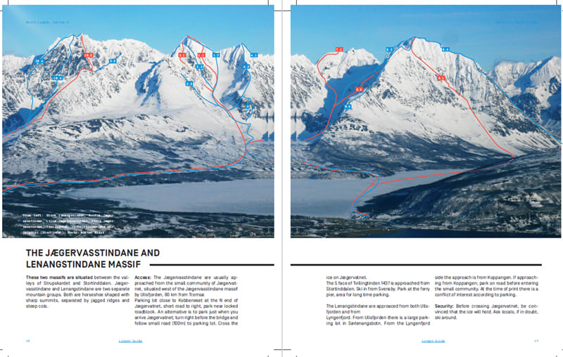 The Lyngen Alps utdrag