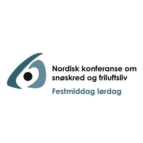 Skredkonferansen 2019 på Voss - Festmiddag